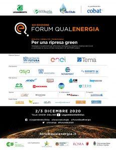 Forum QualEnergia | ore 10.00 | diretta Fb Legambiente e NuovaEcologia