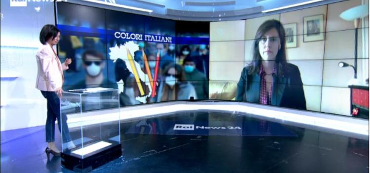 LA LOMBARDIA E IL CAOS VACCINI – Videointervista a RaiNews24