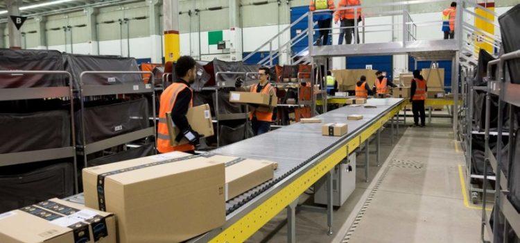 """SCIOPERO AMAZON, INCONTRO SINDACATI-PD: """"Raccolte le preoccupazioni e le problematiche connesse al lavoro nel settore dell'e-commerce""""."""
