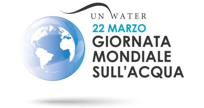 22 MARZO, WORLD WATER DAY