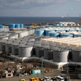 """FUKUSHIMA: """"Il Giappone decide di riversare l'acqua contaminata della centrale nucleare nell'Oceano Pacifico"""""""