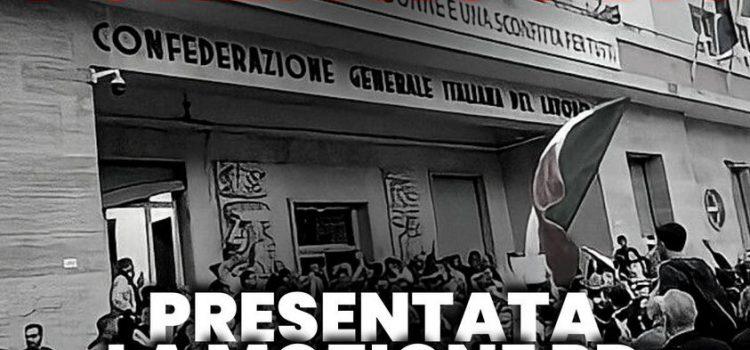 """FORZE FASCISTE: """"Depositata mozione urgente PD per chiedere lo scioglimento delle organizzazioni e dei movimenti neofascisti"""""""